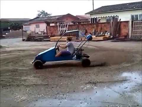 Mini Buggy 125cc Tiago Forquilhinha Sc Youtube