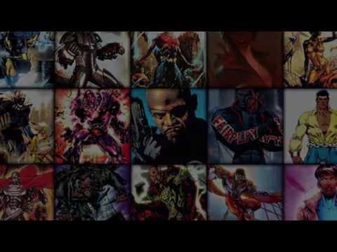 List of black superheroes movies