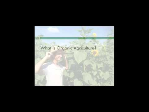 Organic Food and Farming  What are the Benefits