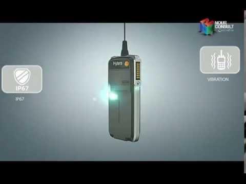 Nour Consult - Hytera - X1 Covert Radio