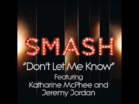 Smash - Don't Let Me Know (DOWNLOAD MP3 + LYRICS)