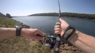 Cape Cod Canal Topwater 9/2