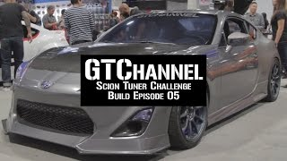 video thumbnail of Mine's Concept Scion FR-S GTChannel Wrap Up - Scion Tuner Challenge Eps.5