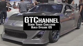 Mine's Concept Scion FR-S GTChannel Wrap Up - Scion Tuner Challenge Eps.5