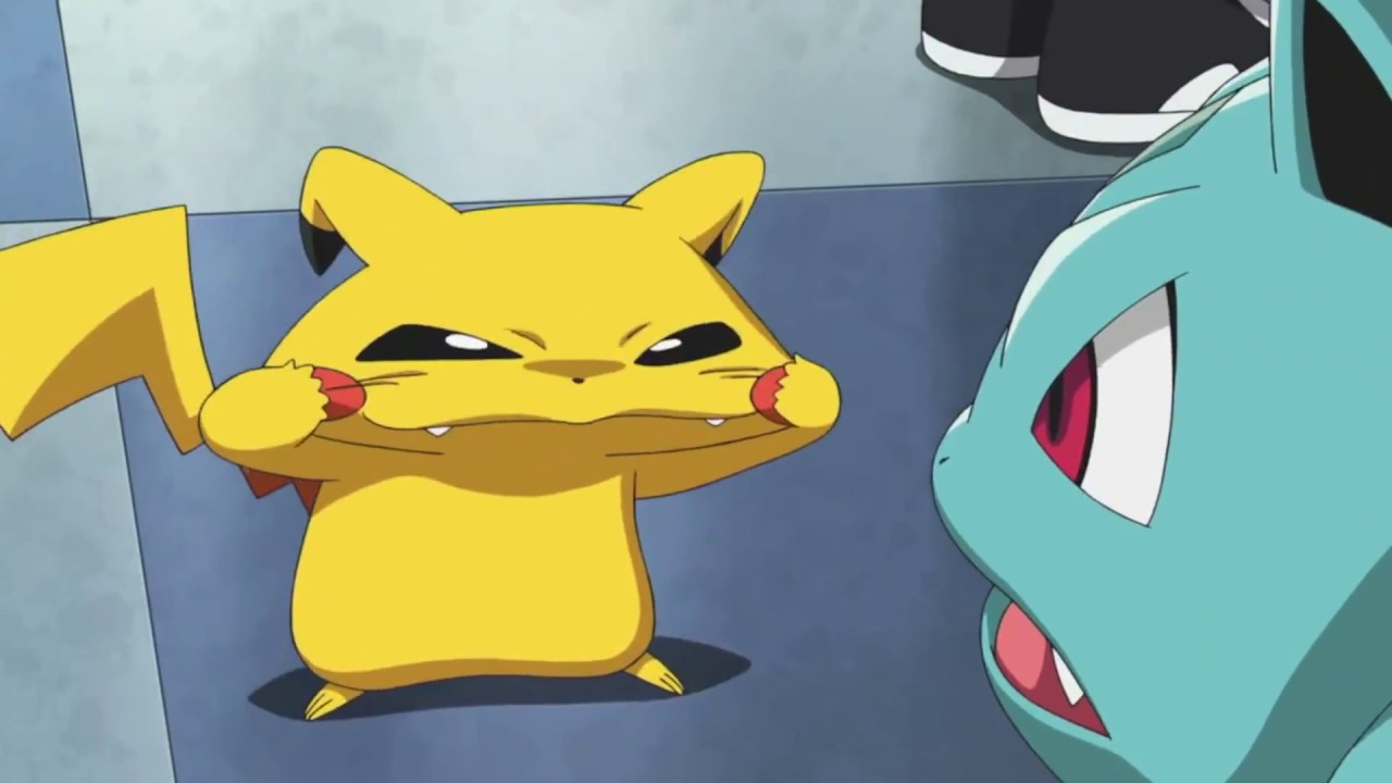 Download Pikachu can mimic any Pokemon in existence!