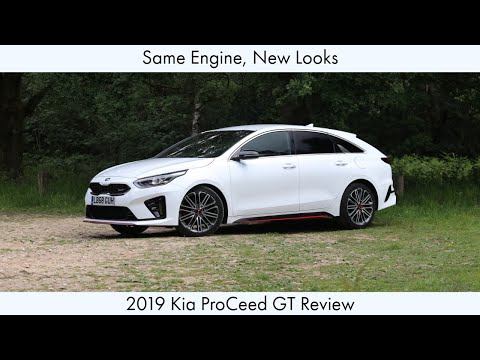 2019 Kia ProCeed GT Review: Same Engine, New Looks