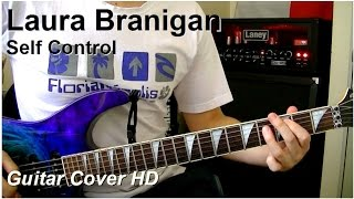 Laura Branigan   Self Control   Guitar Cover HD