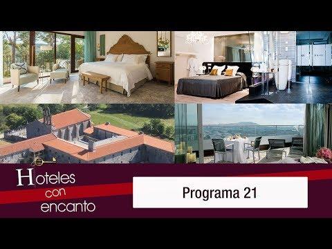 Hoteles con encanto - Programa 21