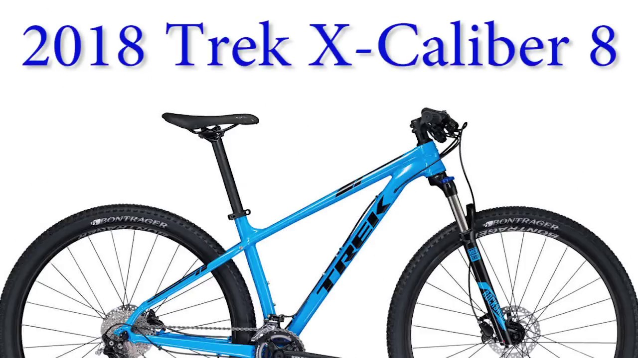33c46cfb3d2 BEST MTB Under $1000 - 2018 Trek X-Caliber 8 - YouTube
