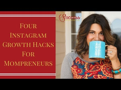Four Instagram Growth Hacks to Explode Your Following, Fast!