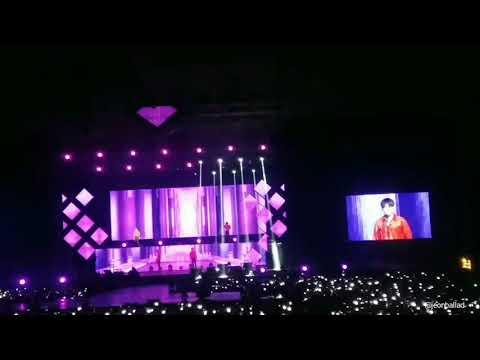 170923 Seventeen Diamond Edge in Jakarta - IF I (Hip Hop Team)