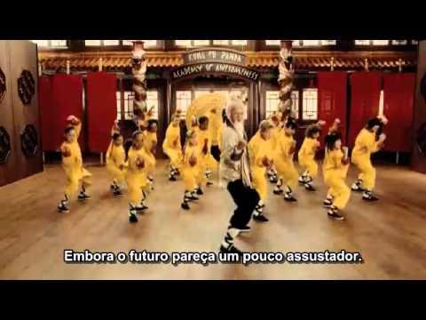 Kung Fu Fighting Cee Lo Green Kung Fu Panda