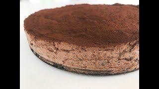 Трюфельный торт - пошаговый рецепт