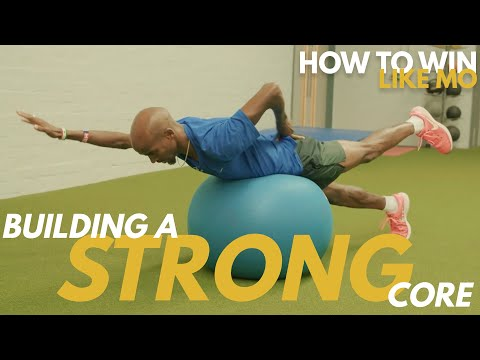 Building a Strong Core | How to Win Like Mo | Mo Farah (2020)
