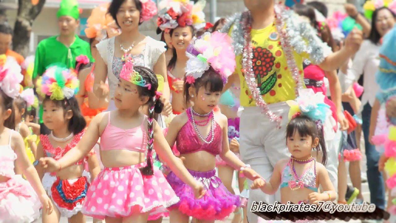 神戸サンバチーム パレード 神戸まつり SAMBA CARNIVAL (サンバカーニバル)