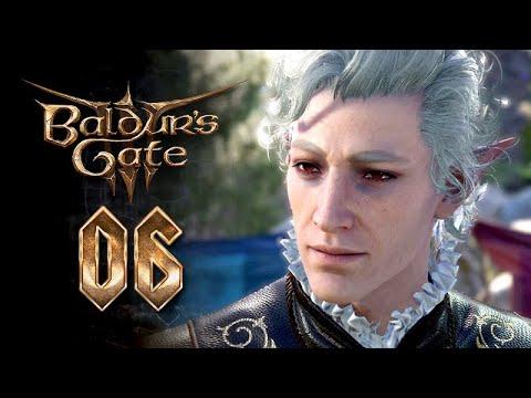 Download Baldur's Gate 3 – Movie Series / All Cutscenes ★ #6: Into Underdark 【Viona / Half-Elven Wizard】