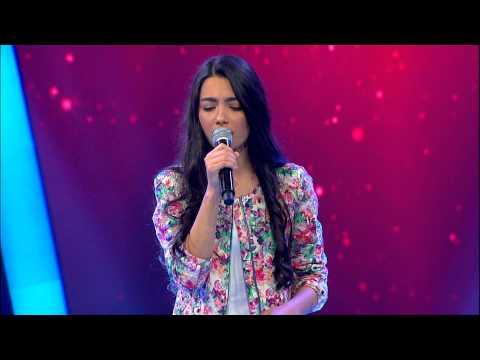 Yarı Final - Zehra Toy 'Vur Yüreğim' (O Ses Çocuklar Türkiye) 1. Sezon 8.Böüm