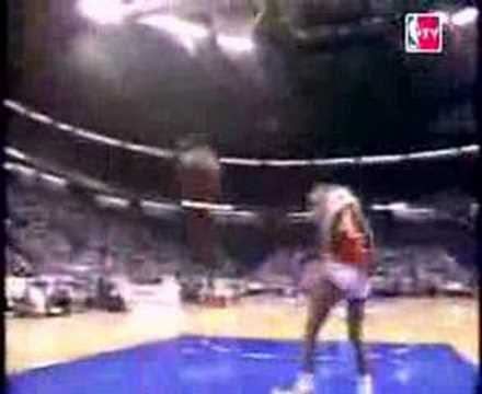 NBA Flight School (Slam Dunk Contest Edition!!!) from YouTube · Duration:  3 minutes 28 seconds