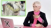 HAIRDRESSER REACTS TO HAIR EXTENSION TRANSFORMATIONS!