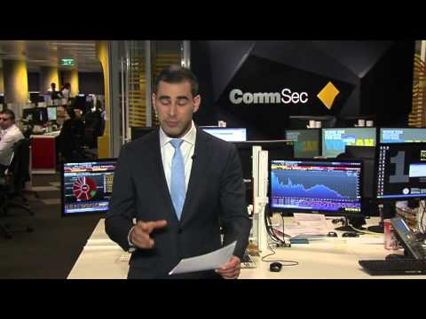 4th June 2014, CommSec End of Day Report: Stocks fall despite strong GDP