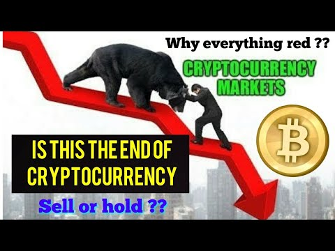 Why Crypto market is falling down | Hold or sell coins 😡😓