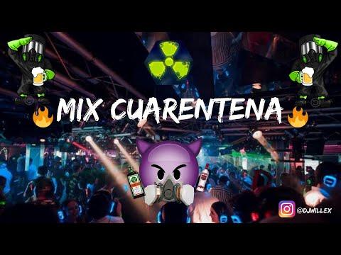 Mix Cuarentena🔥(Hola remix, La Cama Remix, Raka Taka, Pirueta, Amarillo, Verde, Elegí, PAM, Fornai)