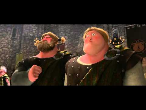 BRAVE - The Suitors (clip) - YouTube