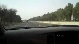Motorway Pakistan cruising