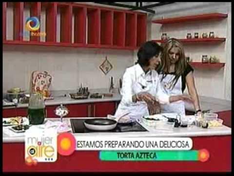 Maricarmen mendoza en la cocina de mujer al aire doovi - Cocinas maricarmen ...