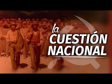 ¿qué-es-el-marxismo?---introducción-a-la-cuestión-nacional.-parte-i