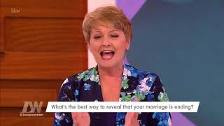 Katie and Anne Have a Lot in Common When It Comes to Break-ups | Loose Women