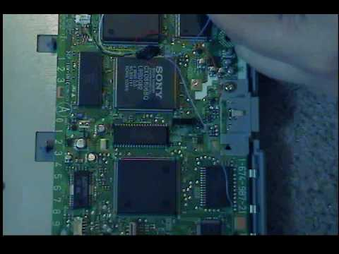 Playstation Mod Chip 12C508A for SCPH-9001