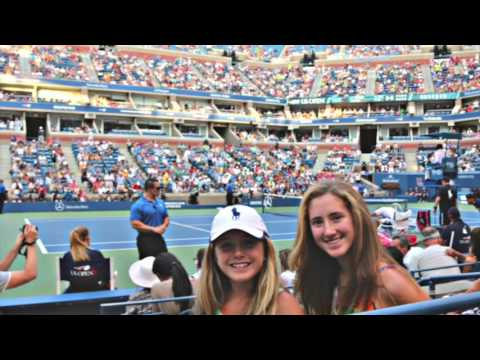 SPG Moments - Our Experience At The US Open Suite