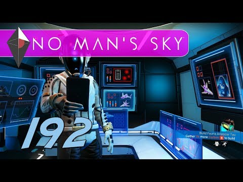 No Man's Sky - Let's Play Ep 192 - MISSION AGENT