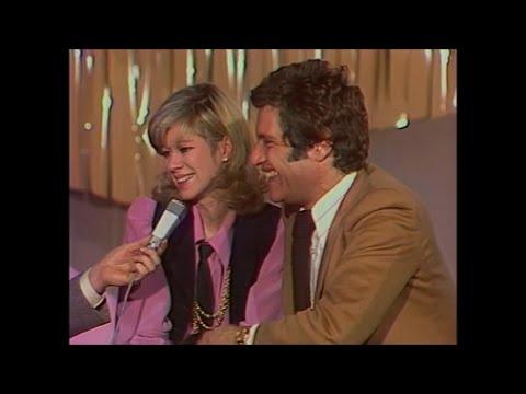 Joe Dassin et sa femme Christine chez M. Drucker (1978)