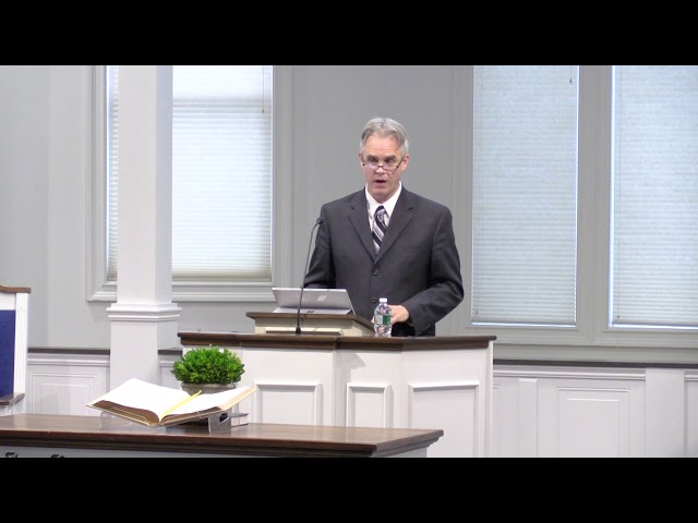 3AC Pastor Michael Pelletier - Decided in our hearts
