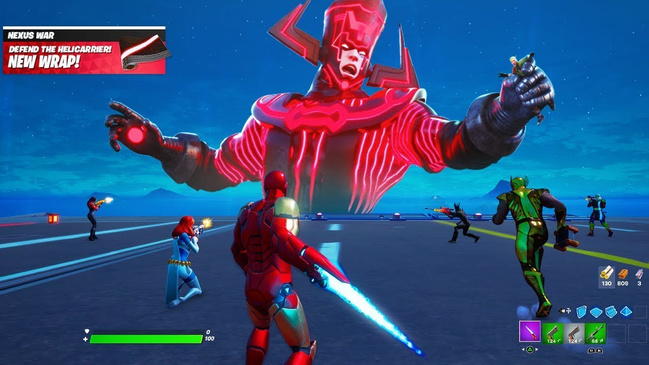 🔴 *NEW* Fortnite GALACTUS DEVOUR OF WORLDS LIVE EVENT!   Chapter 2 Season 5 Update!   Fortnite Live