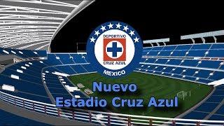 Nuevo Estadio Azul el Nuevo Estadio del Cruz Azul