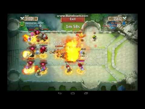 Fortress Feud Guild VN-Storm 16-04-2017 Castle Clash