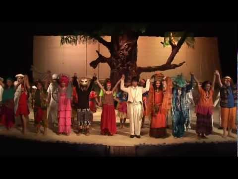 Once On This Island (Highlights) - ISKL Middle School Musical