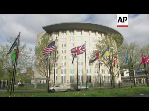OPCW council discusses Syria chemical attack