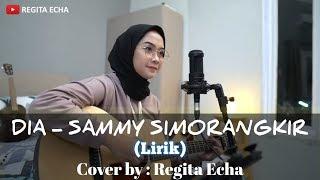 Dia Sammy Simorangkir Live Cover By Regita Echa