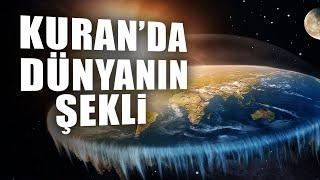 Kuran'da Dünyanın Şekline İşaret Eden Ayetler / Naziat Suresi 30. Ayet / Zümer Suresi 5. Ayet