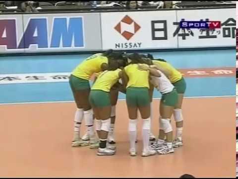 World Championship 2006 Semifinal: Brazil x Serbia and Montenegro