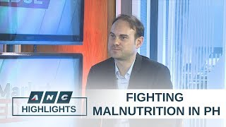 French firm 'Nutriset' seeks to fight malnutrition in the Philippines | Market Edge