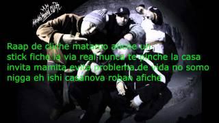 4 RILLAZ-KING KONG CLICK+LETRA ♫ ♫