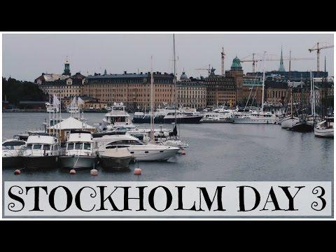 Strandvägen & Vasa Museum | Stockholm with Sandra Day 3