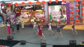 Qipao Dance - 旗袍秀 - Colours of Dance Academy at Aberdeen Centre