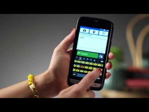 Lernvideo 1 - Abrufen von SMS - Doro Liberto® 820 – Tutorial Senioren Smartphone