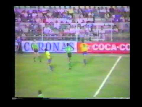UD Las Palmas Racing Santander 86-87